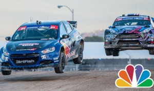 Red Bull Global Rallycross officials have signed a television deal with NBC.