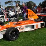 This 1975 McLaren M23 was driven by Jochen Mass. (Photo: Ralph Sheheen)