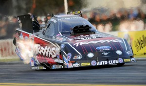 Courtney Force is hoping to break out of her slump this weekend in Gainesville, Fla. (NHRA Photo)
