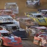 The Lucas Oil Late Model Dirt Series has set a 49-race schedule for next season. (Rick Schwallie photo)