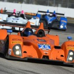The 8Star Motorsports ORECA FLM09 was a part of the Prototype Challenge class Saturday at Sebring Int'l Raceway. (Al Steinberg Photo)