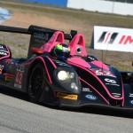 OAK Racing's No. 42 Nissan Morgan finished fourth overall during Saturday's Mobil 1 Twelve Hours of Sebring. (Al Steinberg Photo)