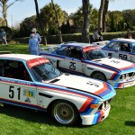 Bimmers on display at the 2014 Amelia Island Concours. (Photo; Ralph Sheheen)