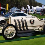 Blitzen Benz at the 2014 Amelia Island Concours in Amelia Island, Fla. (Photo: Ralph Sheheen)