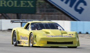 Doug Peterson drove to victory in the TA class during Sunday's Trans-Am Series opener at Sebring (Fla.) Int'l Raceway. (Chris Clark Photo)