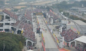 IndyCar officials are considering a return to Brazil in 2015. (IndyCar Photo)
