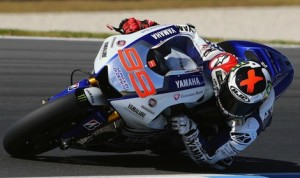 Jorge Lorenzo (Yamaha photo)