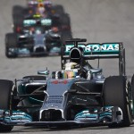 Lewis Hamilton was untouchable during Sunday's Malaysian Grand Prix. (Steve Etherington Photo)