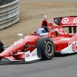 Scott Dixon in his Target No. 9 during the 2014 Open Test at Barber Motorsports Park in Leeds, Ala. (Photo: IndyCar)