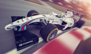 Martini has come on board as primary sponsor of Williams Martini Racing in Formula One World Championship competition. (Williams Martini Racing Photo)