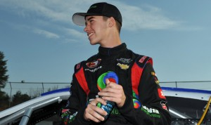 Ben Rhodes will enter five NASCAR Camping World Truck Series races for Turner Scott Motorsports this year. (NASCAR Photo)