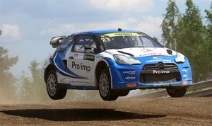 All competitiors in the World Rallycross Championship will ride on Cooper Tires for the next three seasons. (World RX Photo)