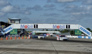 The TUDOR United SportsCar Championship moves to Sebring Int'l Raceway this Saturday for the Mobil 1 Twelve Hours of Sebring. (Richard Dole/LAT Photo)