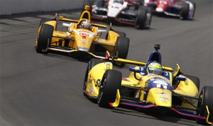 Verizon's announcement ensures a marketing and promotional partner for the series without any lag for IndyCar. (IndyCar Photo)