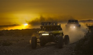 The 400-mile off-road Mint 400 was started in 1967, and remains an important part of American racing history and draws nearly 60,000 spectators annually to Las Vegas, Nevada.