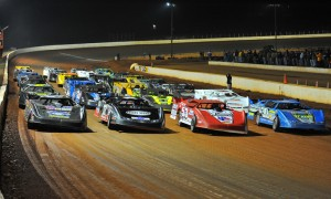 The National Dirt Racing League will invade Virginia Motor Speedway next month for the Aaron's King of the Commonwealth. (Michael Moats Photo)