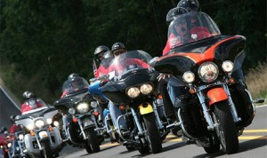 The 2014 Kyle Petty Charity Ride will see both Oceans, traveling from California to Florida. (Photo: Kyle Petty Charity Ride)
