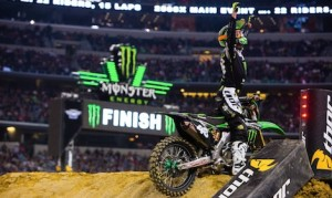 Adam Cianciarulo is expected to miss the next three to four months of Supercross and motocross competition.