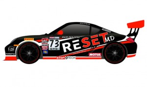 RESET-MD will sponsor GTSport Racing's efforts in the Pirelli World Challenge this season.