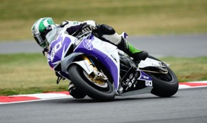 Peter Hickman will make his Isle of Man TT debut this year. (Steve Brown/Action-Imagery Photo)