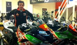 Dan Cooper has joined Tsingtao WK Racing for the 2014 Isle of Man TT.