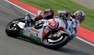 Jonathan Rea led both World Superbike practice sessions Friday at Motorland Aragon. (World Superbike Photo)