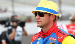 Townsend Bell will drive a third KV Racing Technology entry during the 98th Indianapolis 500 next month. (IndyCar Photo)