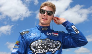 Josef Newgarden continues to impress in Verizon IndyCar Series competition for Sarah Fisher Hartman Racing. (IndyCar Photo)