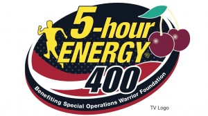5-hour Energy will sponsor the Kansas Speedway NASCAR Sprint Cup Series race on May 3. (Kansas Speedway photo)