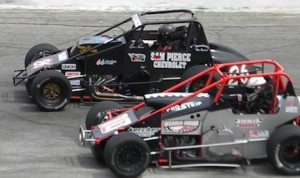 Pavement sprint cars will contest the Glen Niebel Classic Sunday at Anderson Speedway.