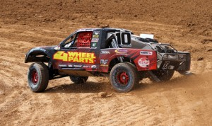 Hawk Performance has signed on to support off-road racer Greg Adler.