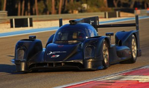 The new Rebellion Racing R-One LM P1 made its on-track debut during a test session recently at  Paul Ricard HTTT in France.