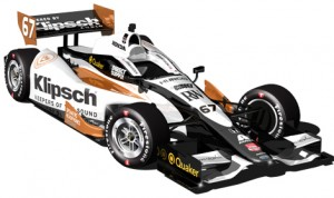 Klipsch Audio will sponsor Josef Newgarden during the inaugural Grand Prix of Indianapolis next month.