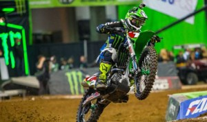 Ryan Villopoto continues to lead the Monster Energy AMA Supercross standings as the series heads to Seattle, Wash. (Hoppenworld Photo)