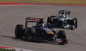 2013 World Champion driver Sebastian Vettel of Infiniti Red Bull Racing handily won last year's F1 race at Circuit of The Americas. (COTA Photo)
