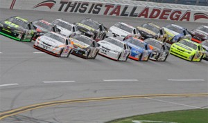 Many teams are first headed to Talladega Superspeedway for a two-day open test next week, April 16 and 17. (ARCA Racing Photo)