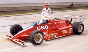 Geoff Brabham is among the latest entries for the Indy Legends Pro-Am at Indianapolis Motor Speedway on June 8. (IMS Photo)