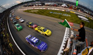 NASCAR is taking this weekend off before returning to action next weekend at Richmond (Va.) Int'l Raceway. (NASCAR Photo)