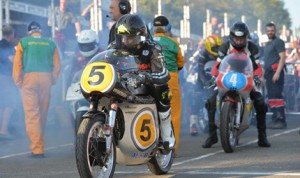 There have been 329 entrants received for the 2014 Isle of Man TT.