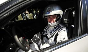 Mark Higgens and Subaru will return to the Isle of Man TT in 2014.