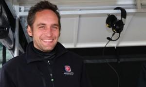 Franck Montagny has joined the Andretti Autosport Formula E operation. (IndyCar Photo)