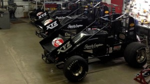Australian racer James McFadden has a fleet of cars ready for his U.S. tour this summer. (Petersen Media photo)
