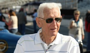 A.J. Watson will be honored during the Brickyard Invitational next month at Indianapolis Motor Speedway.