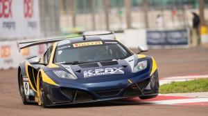 K-PAX brings McLaren cars  back to racing in Detroit this weekend. (K-PAX photo)