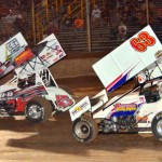 Chad Kemenah (63) and Tim Shaffer (45) have reportedly committed to competing in the new Renegade Sprints touring series. (Hein Brothers Photo)