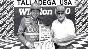 Bill Elliott NASCAR Hall of Fame Speed Sport