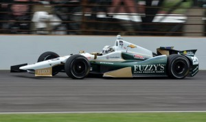 Ed Carpenter is one of several favorites who could win Sunday's Indianapolis 500. (Dave Heithaus Photo)