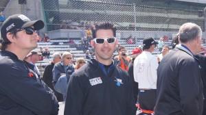 Brian Goslee has emerged as a top mechanic in the Verizon IndyCar Series paddock.