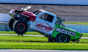 Apdaly Lopez captured the special SPEED Energy Formula Off-Road event Friday at Indianapolis Motor Speedway. (IMS Photo)