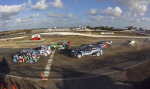 The Red Bull Global Rallycross tour will travel to New York in July. (Red Bull Photo)